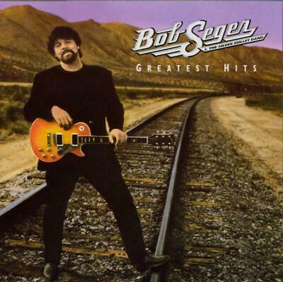 Bob Seger and The Silver Bullet Band - Greatest Hits CD Capitol NEW