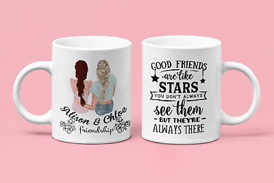 Best Friend  Personalised Any Name Mug  11oz   Buy one get one 50% off