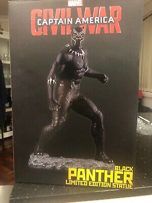 marvel Captain America Civil War,Black Panther Limited Edition