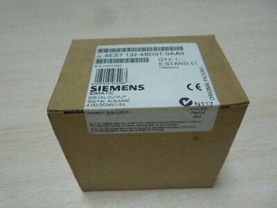 1PC NEW Siemens 6ES7 132-4BD01-0AA0 6ES7132-4BD01-0AA0 One year warranty