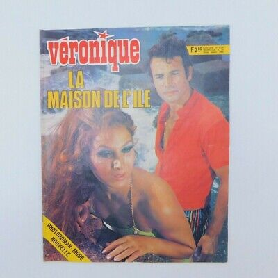 "Magazine ""Véronique"" n°14 de 1968 ♦ PHILBY ♦ Krystyna Konarska ♦ Régine"