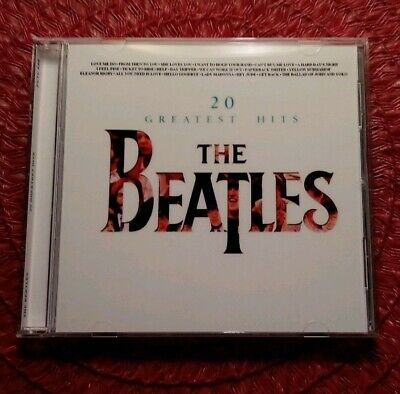 The Beatles 20 Greatest Hits STEREO CD!