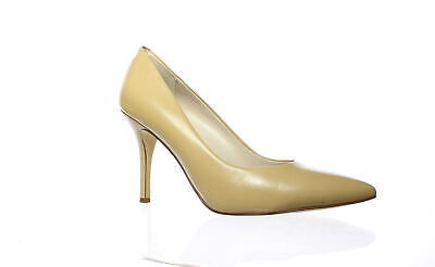 Nine West Womens Flax Light Natural Pumps Size 9.5 (304825)