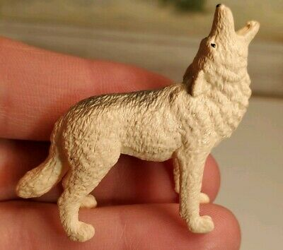 Coyote Miniature Figurine Toy Collectible PVC Mini Safari Ltd