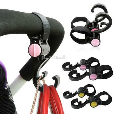 360° Rotatable Baby Accessories Multi-function Baby Stroller Hook BE0D