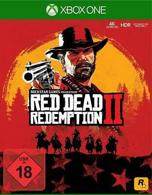 Red Dead Redemption 2 Xbox one Action- Adventure USK18