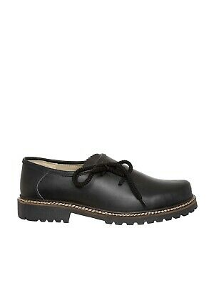 Almsach Brogue Adam Nappa Black