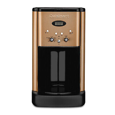 NEW CUISINART DCC2800 BREW CENTRAL STAINLESS STEEL 14 CUP COFFEE MAKER 1898212