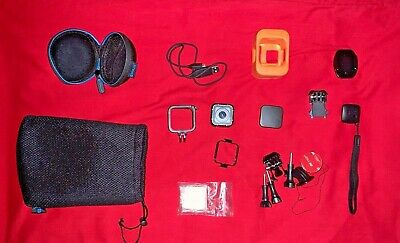 GoPro HERO 4 Session HD 1080p Camcorder Action Camera Plus Lots Of Accessories