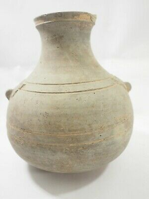 Han Dynasty, Large Chinese Ceramic Pottery Jar