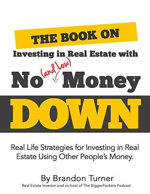 Book on Investing in Real Estate with No (and Low) Money Down (E-B0OK&AUDI0B00K