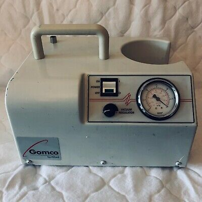Gomco Allied Dental Surgical Vacuum Portable Suction Pump