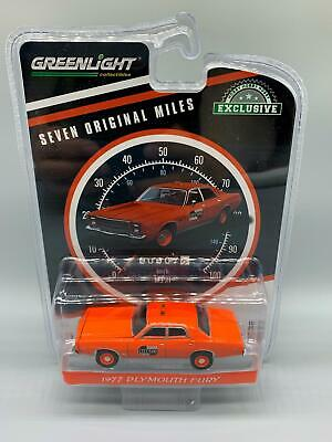 1977 Plymouth Satellite Sebring Plus Rare Scale 1:64 Diecast Collectible Car