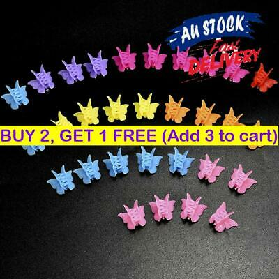 Clamps Women Girls Butterfly Hair Clips For Kids Baby Mini Hairpins Hair Claws