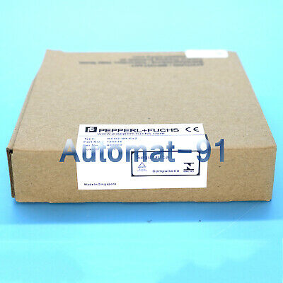 1PCS NEW FOR PEPPERL+FUCHS KCD2-SR-Ex2 Safety barrier New IN BOX