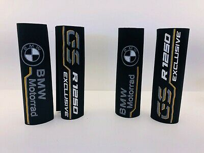COPRISTELI FORCELLA FORK COVERS TAPAS DE HORQUILLA Bmw R1250 GS EXCLUSIVE