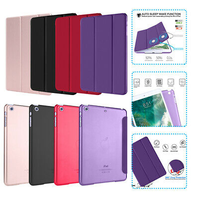 "New Tablet Magnetic Leather Smart Stand Slim Case Cover for 7.9"" iPad Mini 1 2 3"