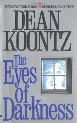 The Eyes of Darkness by Dean Koontz / 1981 / P.D.F - Fast Delivery