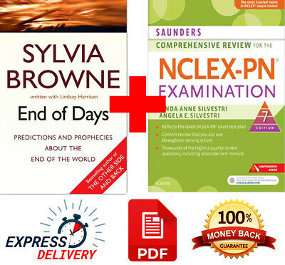 End of Days- Predictions and Prophecies & Nclex-Pn Examination 7th Edition P.D.F