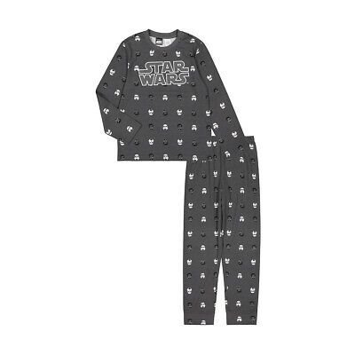 Star Wars Boys Kids Winter Pyjama set New with Tags various sizes free postage