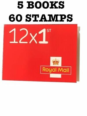 60 New First 1st class Stamps Royal Mail Ist First Class Self Adhesive Stamps