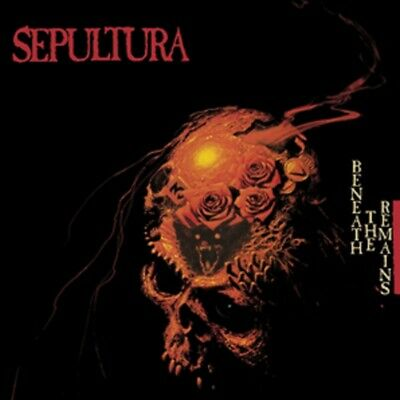 Sepultura - Beneath the Remains - New Deluxe 180g Vinyl 2LP - PreOrder - 3rd Apr