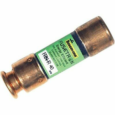 Bussmann FRN-R-40 40A Fusetron Time-Delay Current Limiting Fuse RK5, 250V