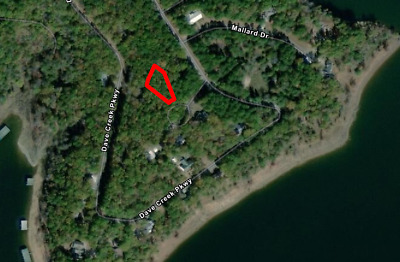 Gorgeous buildable Lot Near the Lake in Fairfield Bay AR
