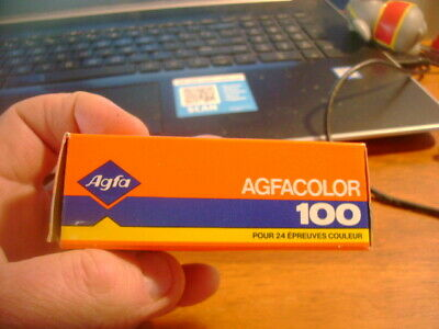 Agfacolor NEW SEALED 24 exposure 110 color print film Agfa Instructions