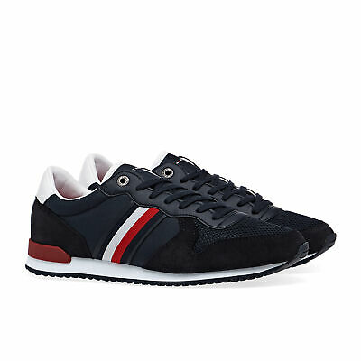 TOMMY HILFIGER ICONIC Material Mix Homme Chaussures