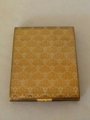 Vintage Zenette Made In England compact