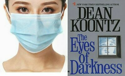 The Eyes of Darkness by Dean Koontz / 1981 / P.D.F ✅ FAST DELIVERY