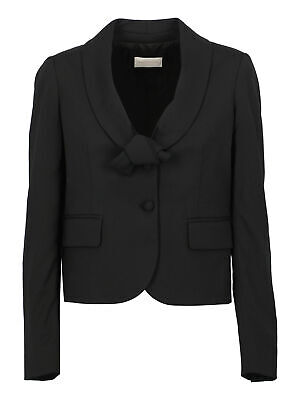 Valentino Women Suits and Sets Black Wool IT 42