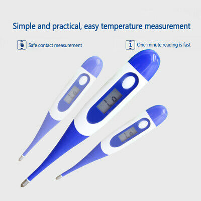 Oral LCD Digital Thermometer For Baby Kid&Adult Health Medical Thermometers lot