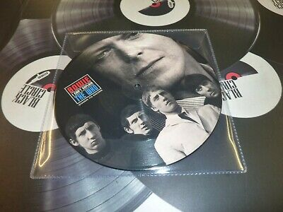 """David Bowie/The Who - I Can't Explain Ltd Picture Disc 7"""" Single Mint/Brand New"""