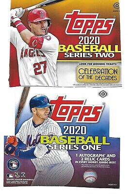 2020   Topps  Series 1   Complete Your Set!  You Pick 30!!