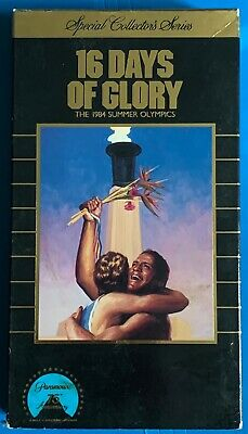VHS Tape/16 Days of Glory (1984 Summer Olympics)