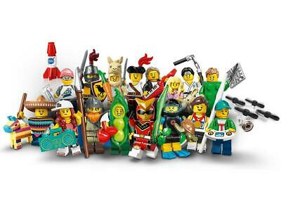 LEGO 71027 Classic 16 Minifiguren komplette Serie Collection Pirat Ritter 5/20