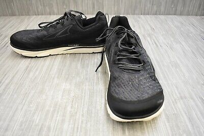 Altra Torin Knit 3.5 AFM1837K-0 Running Shoe - Men's Size 12, Black
