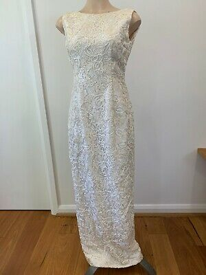 Wendy Makin Bridal Designs Wedding Dress.  Size 10, Ivory. Immaculate condition