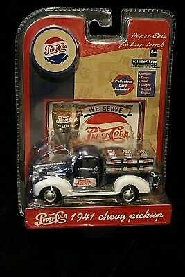 1941 Pepsi Cola Chev.Pick up Truck Die cast collectible