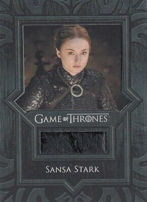 Game Of Thrones Season 8 - Vr14 Sansa Stark (Sophie Turner) Dress Relic Card