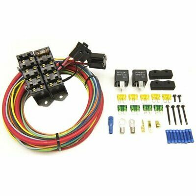 Painless Performance Products 70118 CirKit Boss Auxiliary Fuse Block Kit