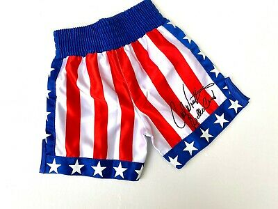 by TopBoxer Mike Tyson Replica Boxing Shorts