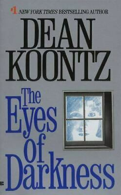 ( 1996, P.D.F ) The Eyes of Darkness by Dean Koontz⚡⚡Instant Delivery ⚡