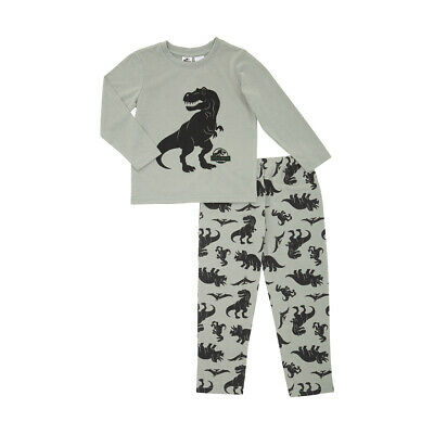 Jurassic World Boys Kids Winter Pyjama set New with Tags various sizes