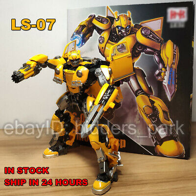 Black Mamba LS-07 Armour Wasp MPM07 Bumblebee KO Action Figure will arrival