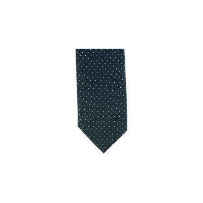 Showquest Pin Spot Unisex Accessory Tie - Navy White All Sizes
