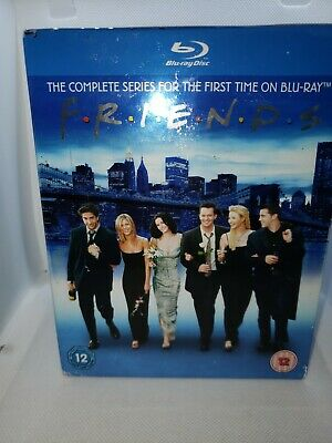 Friends The Complete Series Seasons 1-10 Blu-Ray, 21 Discs