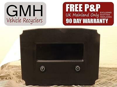 Vauxhall Vectra C Radio Digital Clock Display Unit 1023770 - 317099190 2002-09♪